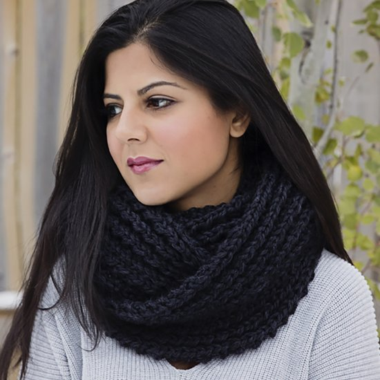 The Ultimate Knitted Scarf