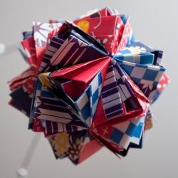 Modular Origami Gallery