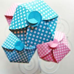 Cupcake gift box free printable craftgawker cupcake gift box free printable negle Images