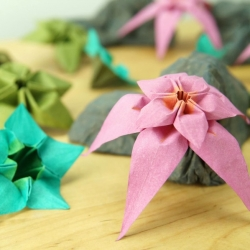 Search results for origami flower craftgawker page 2 origami flowers mightylinksfo Choice Image