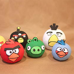 ... Angry Birds Pumpkins & angry birds gallery | craftgawker