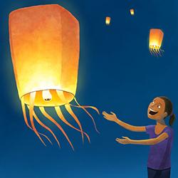 Diy Sky Lanterns Craftgawker