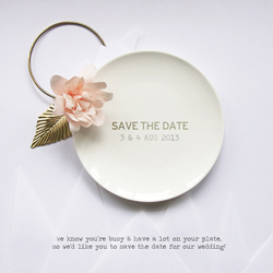 create your own save the date card craftgawker