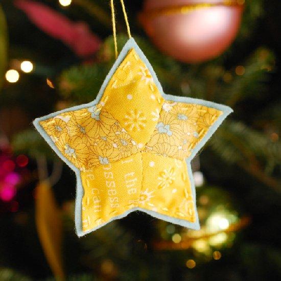 Fabric Ornaments Gallery Craftgawker