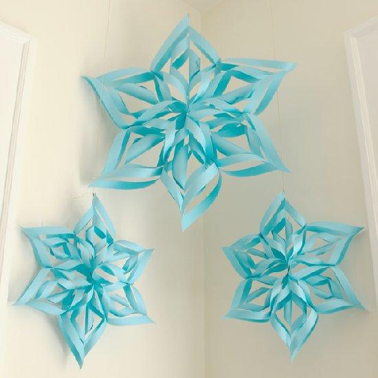 paper snowflake gallery | craftgawker