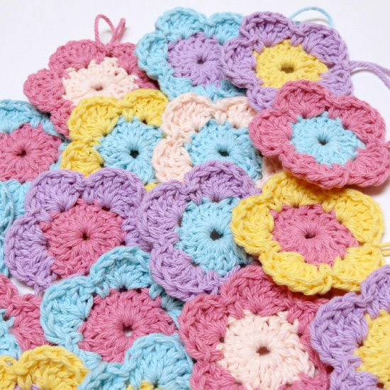 Crochet Flower Pattern Gallery Craftgawker