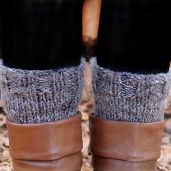 Boot Cuffs Gallery Craftgawker