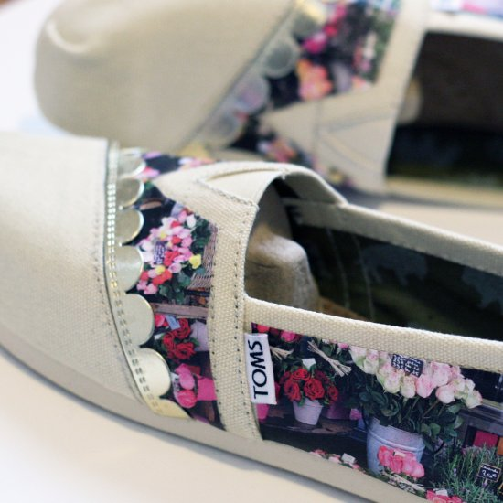 Diy Insta Toms Shoes