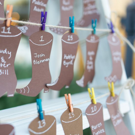 ... Our Top 5 DIY Wedding Ideas