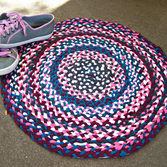 Braided Rug Gallery Craftgawker