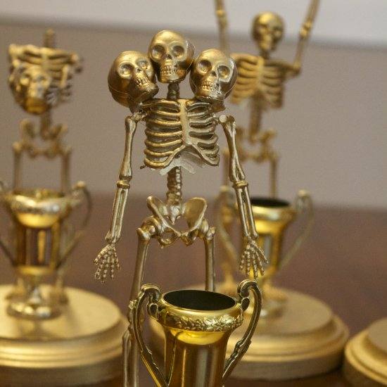 Elegant ... DIY Halloween Contest Awards Idea