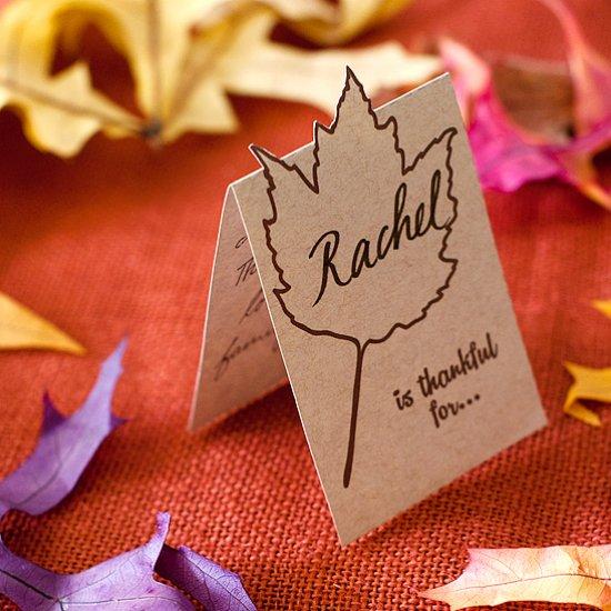 image relating to Printable Thanksgiving Name Cards identified as printable thanksgiving desired destination playing cards craftgawker