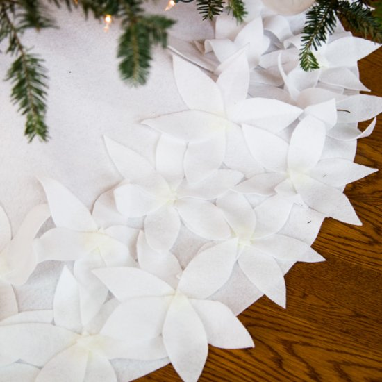 tree skirt gallery | craftgawker