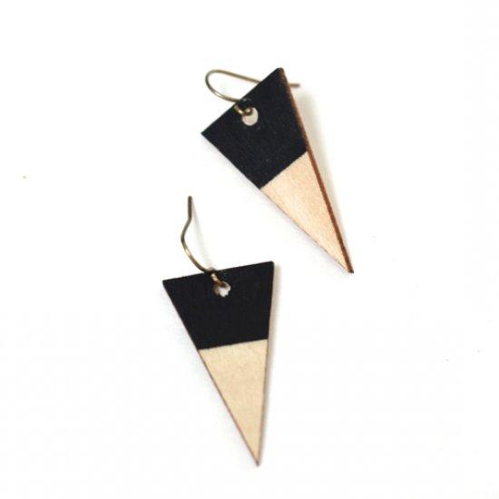 Diy Wood Veneer Earrings Craftgawker