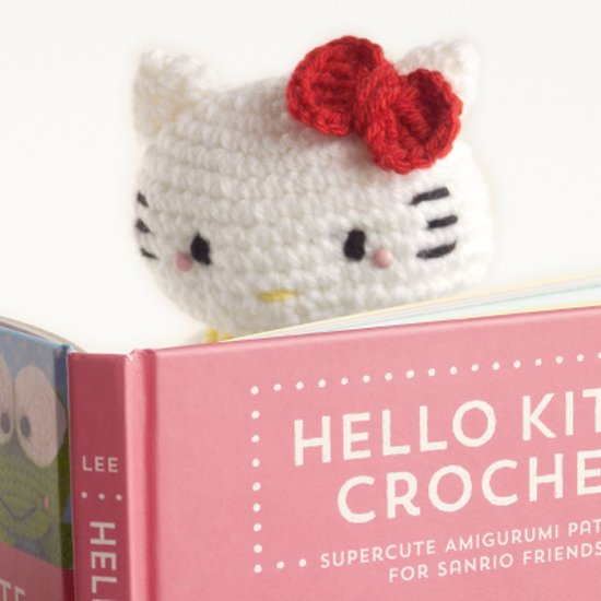 Crochet Hello Kitty Amigurumi Free Patterns – Toy Plush for Kids ... | 550x550