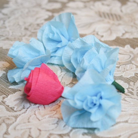 Search results for crepe paper flowers craftgawker page 2 easy crepe paper flowers mightylinksfo
