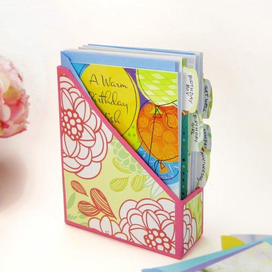 Diy greeting card organizer craftgawker diy greeting card organizer m4hsunfo