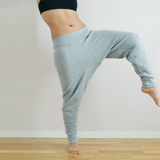 8eeada62 DIY Harem Sweat Pants #82484 Pretty Quirky ...