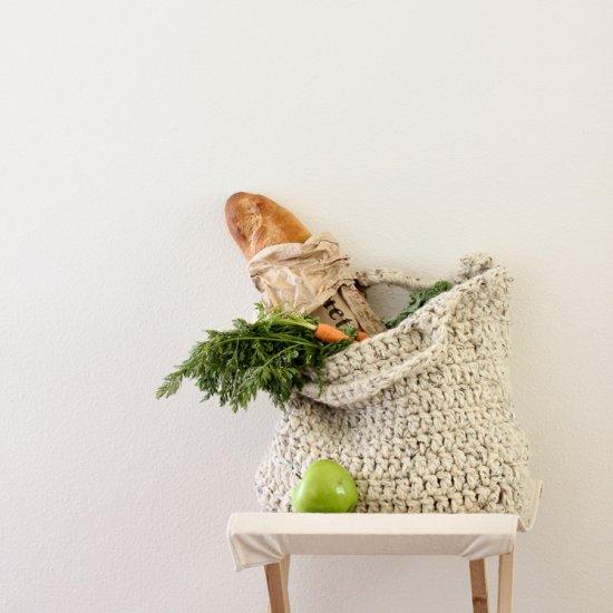 Crochet Market Tote – Free Pattern