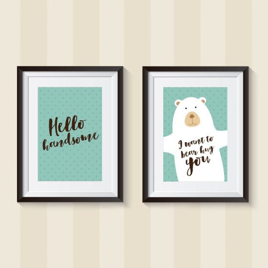 Free Printable Diy Nursery Wall Art