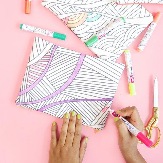 diy coloring book - DIY Projects