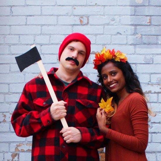 Couple gallery craftgawker diy halloween couples costume solutioingenieria Gallery