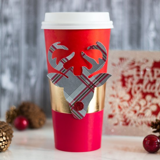 Starbucks Red Cup Holiday Sleeve