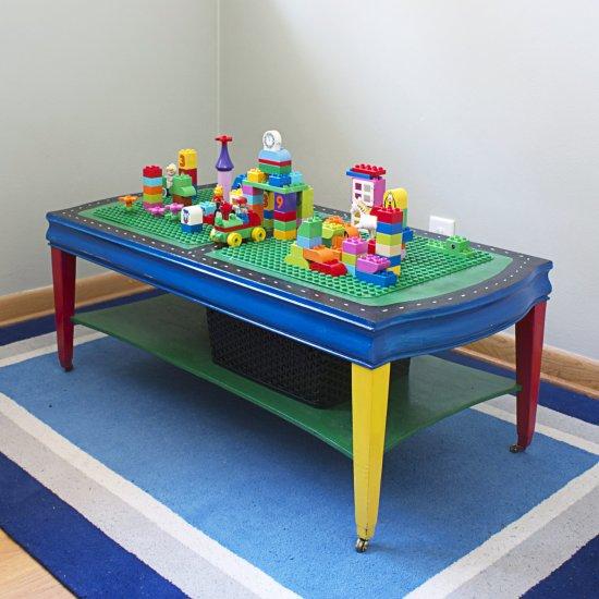 diy lego/duplo table | craftgawker