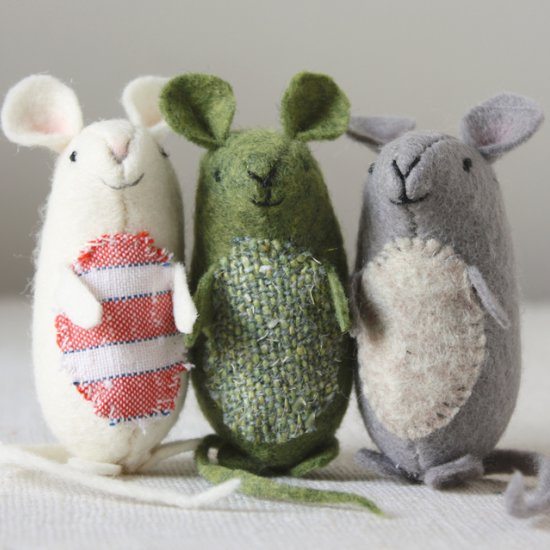 Very nice mice : a sewing pattern