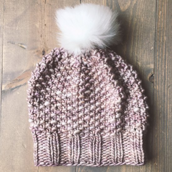 Seedmoss Stitch Hat Pattern Craftgawker