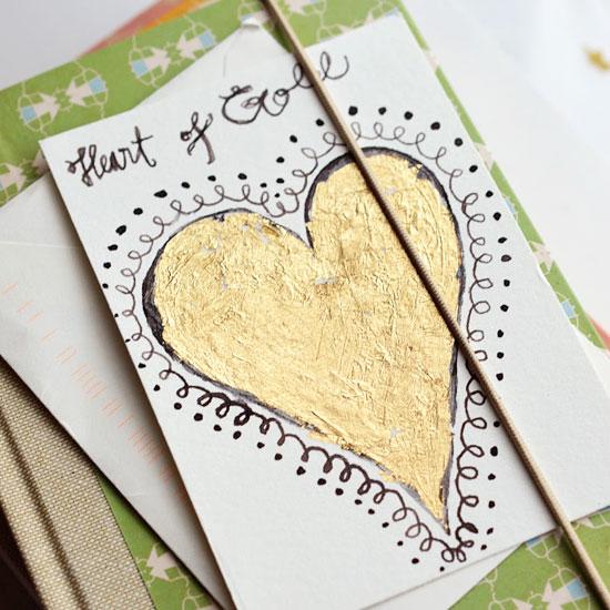 gold leaf gallery craftgawker