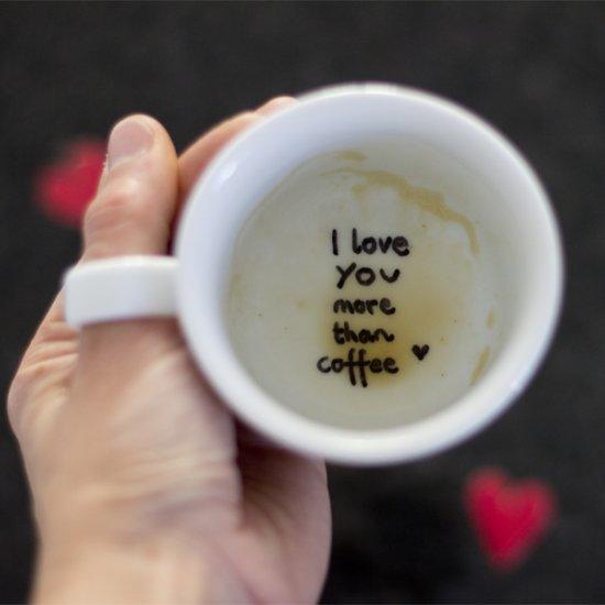 Hidden love messages