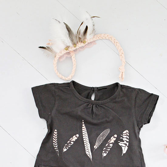 diy kids indian costume