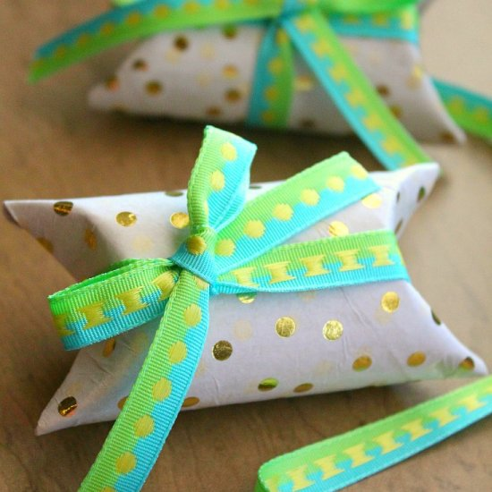 toilet paper rolls mini gift boxes | craftgawker