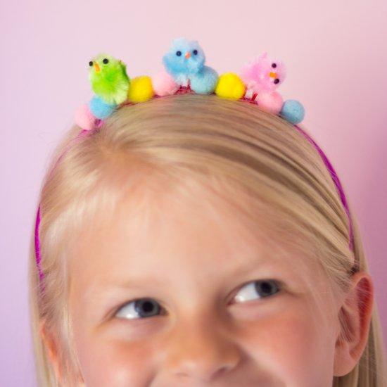 DIY Kids Easter Headbands