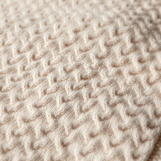 Cable Knit Baby Blanket Pattern Craftgawker