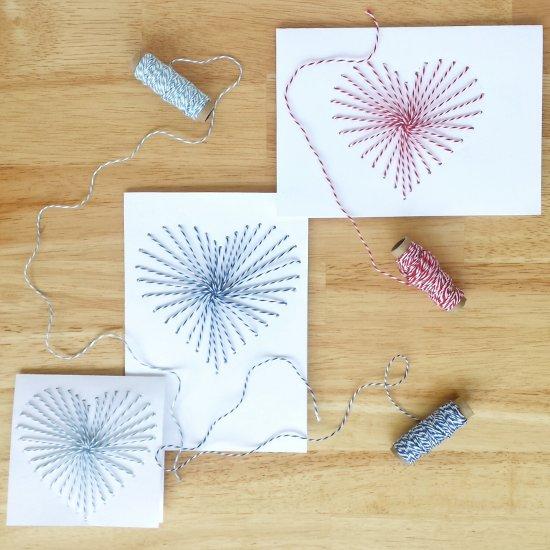 hand sewn greeting cards - Diy Greeting Cards