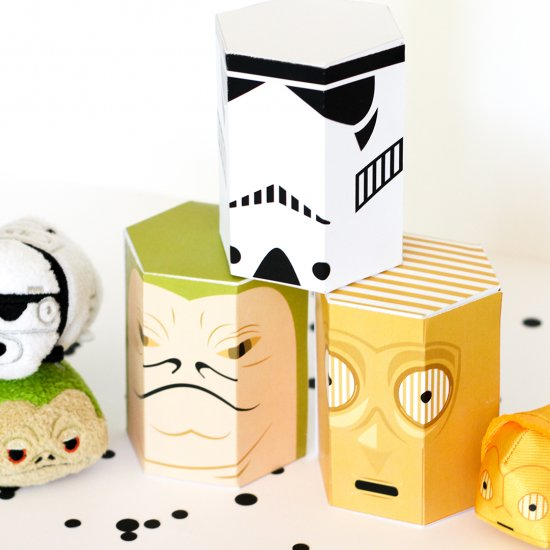 graphic regarding Star Wars Printable Crafts identify star wars printable reward containers craftgawker