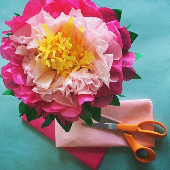 Tissue paper crafts gallery craftgawker make tissue paper flowers mightylinksfo Gallery