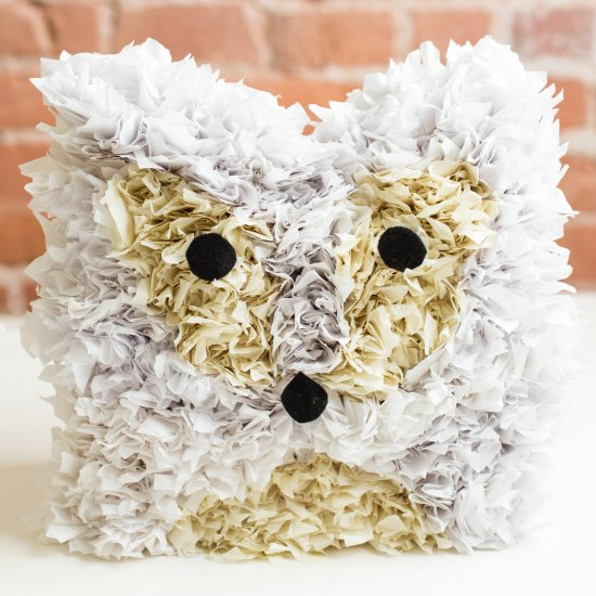 Easy Fox Party and DIY PInata