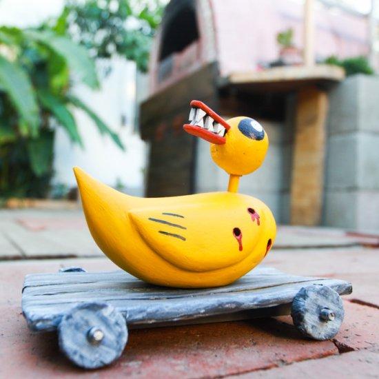 diy nightmare before christmas duck | craftgawker