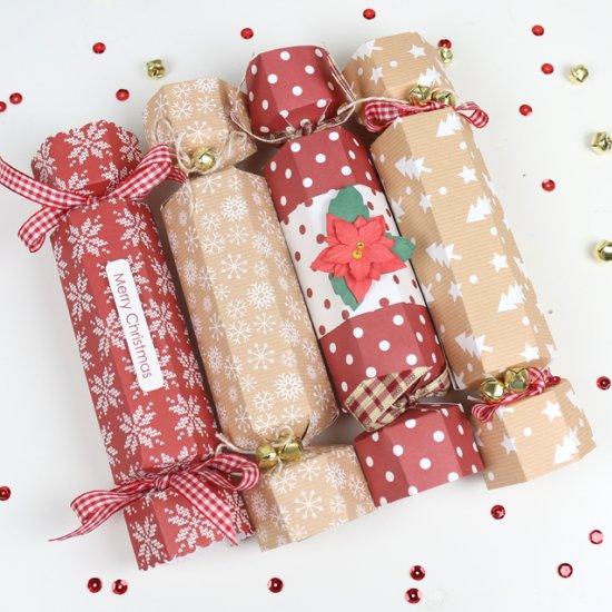 Christmas Cracker Template.Free Christmas Cracker Template Craftgawker