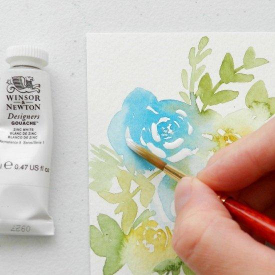 Watercolor Painting Hacks Craftgawker - Painting hacks