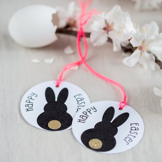 Easter bunny gallery craftgawker printable easter bunny gift tags negle Images