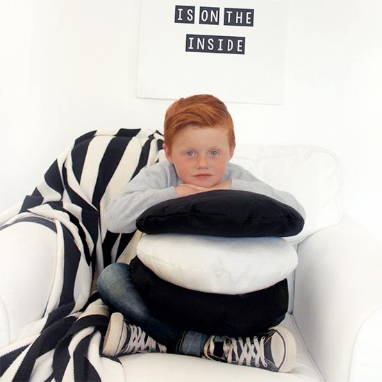 DIY Oreo Pillow