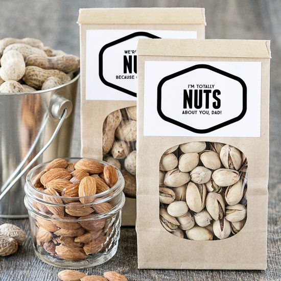 I'm Totally Nuts About You Tags