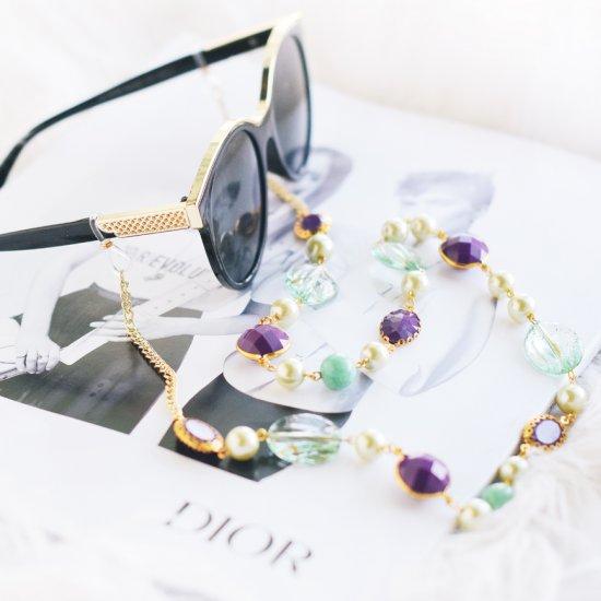 DIY Sunglasses Chains