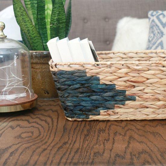 Boring to Beautiful: Basket Hacks
