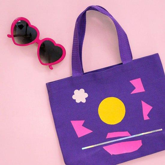 Kids Tote Bag Craft