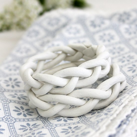 Braided Napking Rings